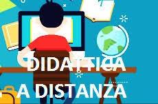 LA DIDATTICA A DISTANZA - INCONTRO DI FORMAZIONE ONLINE